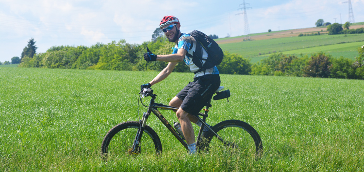 MTB reis Luxemburg Trails