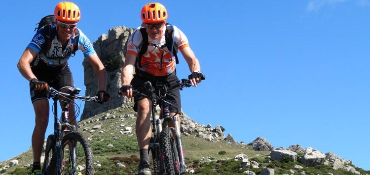 mountainbiken sardinie mtb reis vakantie tocht routes
