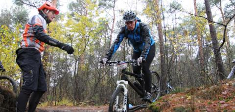 mtb clinic mountainbike