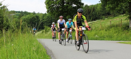racefiets weekend sauerland reis routes