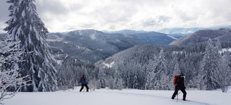 Backcountry toerlanglaufen cursus les duitsland reis weekend schwarzwald